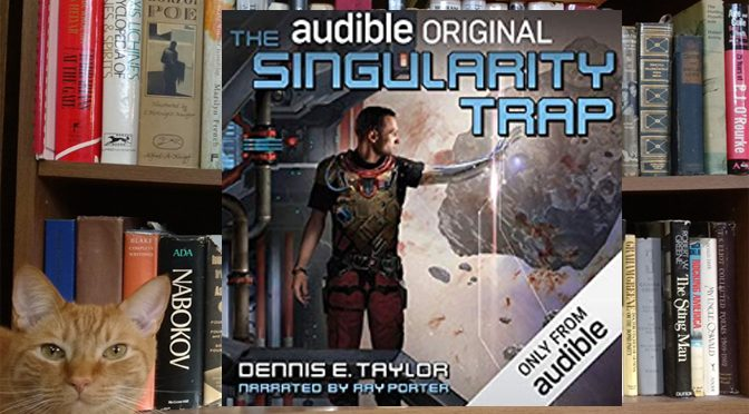 Serious Sci-Fi With The Singularity Trap