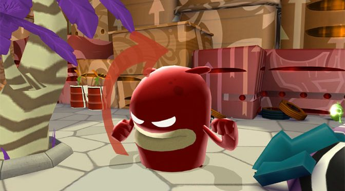 De Blob Rides Again on Switch