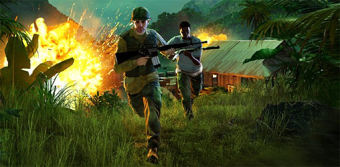 Stealthy Shooting With Far Cry 5 Hours of Darkness
