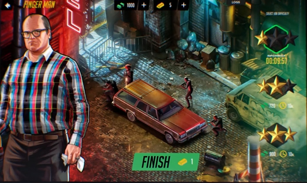 Mad Dogs Crime RPG Smashes to Mobile