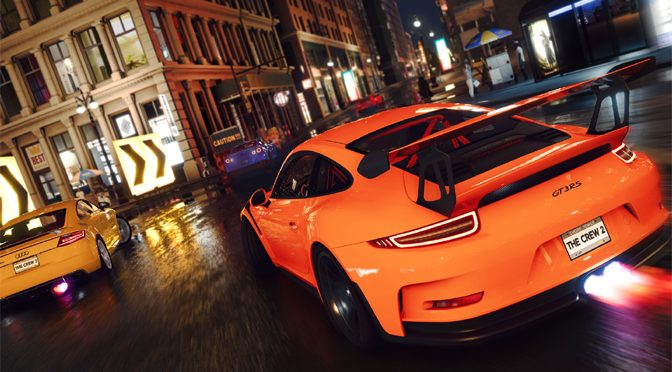 Full Speed With The Crew 2 Arcade Racing