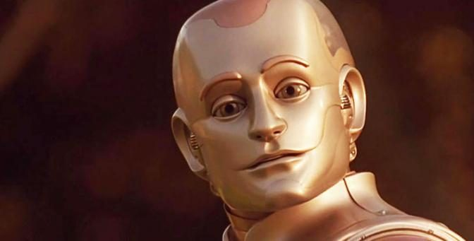 Movie Monday: Bicentennial Man