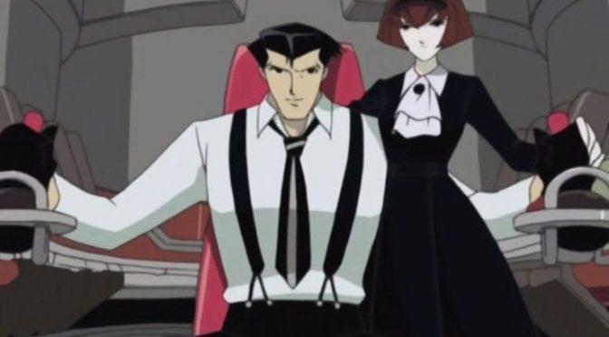 Anime Sunday: Big O Episode 01 Impressions