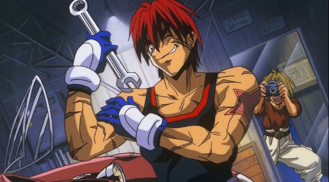 Anime Sunday: Outlaw Star Episode 01 Impressions