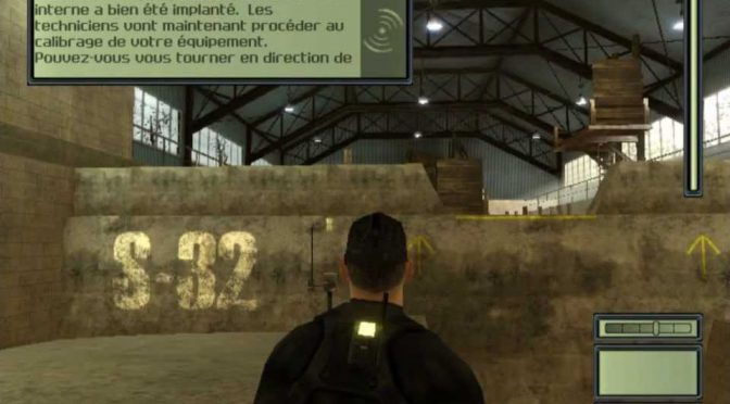 Retro Game Friday: Splinter Cell