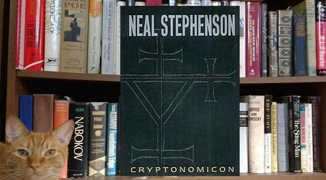 GiN Classic Book Review: Cryptonomicon