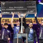 Evil Geniuses Win Call of Duty World League Championship