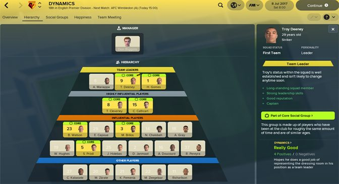 Getting Kicks with Football Manager 2018