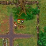 Build and Manage A Medieval Cemetery in Graveyard Keeper