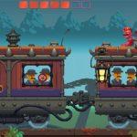 Multiplayer Mayhem With Nidhogg II Combat Platformer
