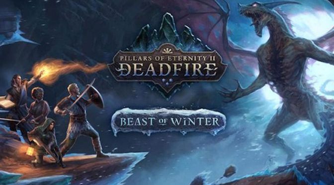 Pillars of Eternity II: Deadfire Beast of Winter DLC Released