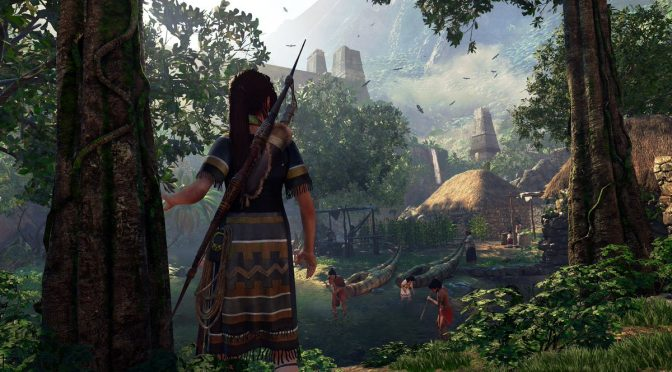 Shadow of the Tomb Raider's white saviour problem