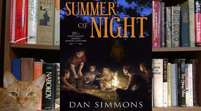 GiN Classic Book Review: Summer of Night