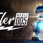 Tyler: Model 005 Platformer Deploys