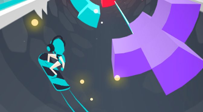 Flip: Surfing Colors is a Mobile Blast