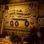 Horror Puzzler Bendy and the Ink Machine Coming to Consoles