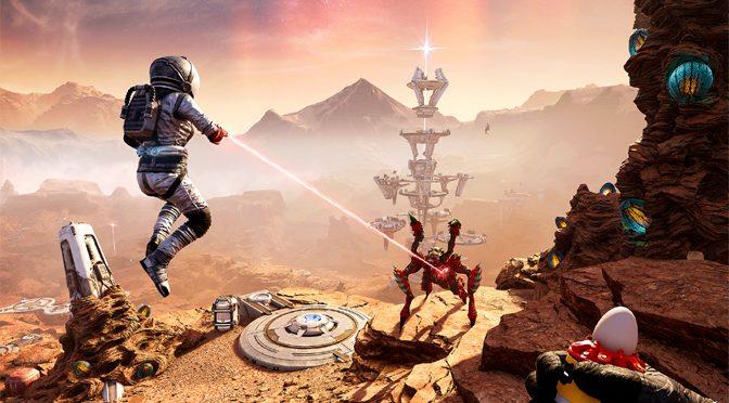 Middling With Martian Mayhem in Far Cry 5 Lost on Mars