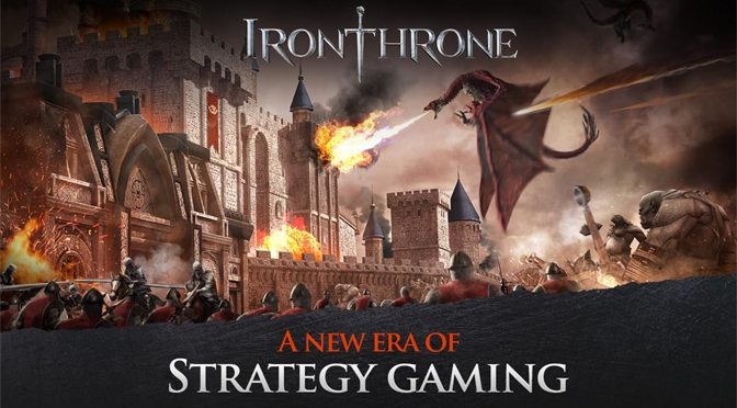 Iron Throne Mobile MMO Introduces New Massive Battle Features