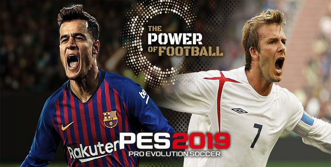 KONAMI Secures Exclusive PES 2019 License with Club Atlético Boca Juniors