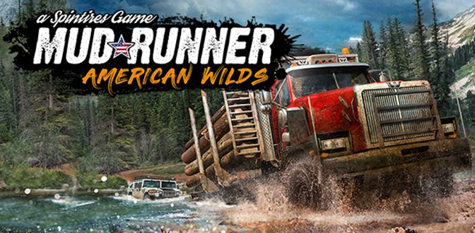 Russian Spintires: MudRunner Game Heading to American Wilderness