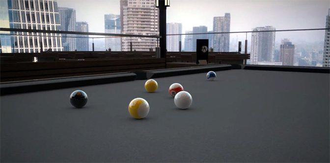 VooFoo Cueing Up New Pool Simulator