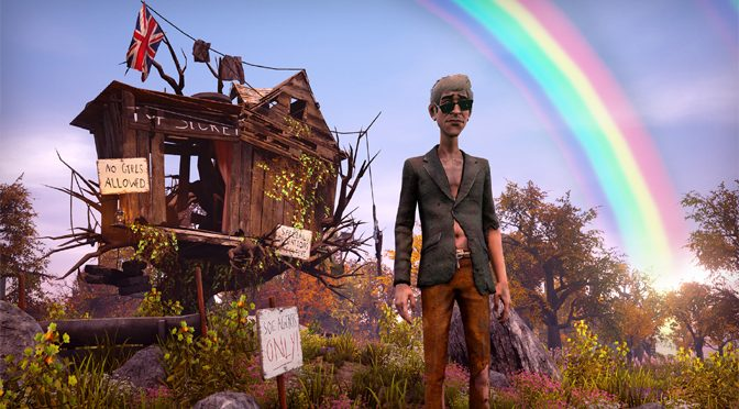 We Happy Few Offers Joy Despite Flaws