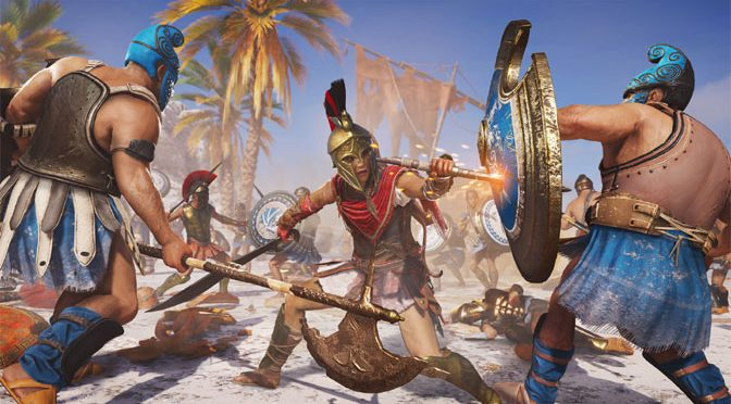 An Epic Odyssey For Assassin's Creed