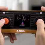 New Atari Portable Handheld Hits Europe