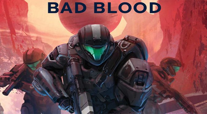 Halo: Bad Blood is one Good Read