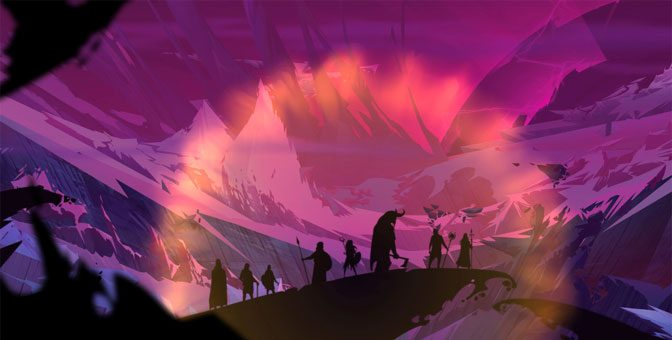 Epic End for The Banner Saga