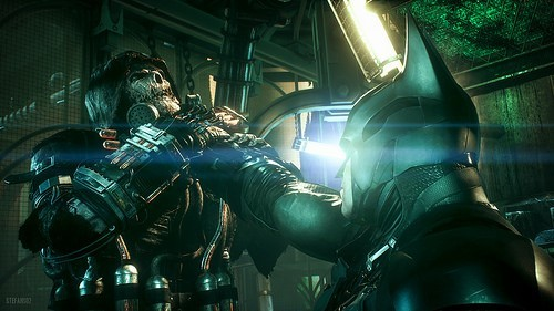 """Batman: Arkham Knight / Screenshots"" (CC BY 2.0) by Stefans02"