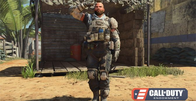 Activision Blizzard Releases Black Ops 4 Endowment Pack to Support Vets