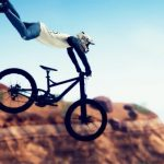Descenders Bike Game Adding Trick or Treat Fun