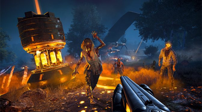 A Mixed Meat Bag with Far Cry 5: Dead Living Zombies