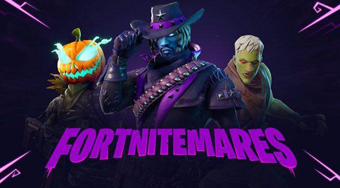 Fortnite's Fortnightmares Halloween Event Begins