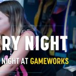 GameWorks Doubles Down on New Arcade Games