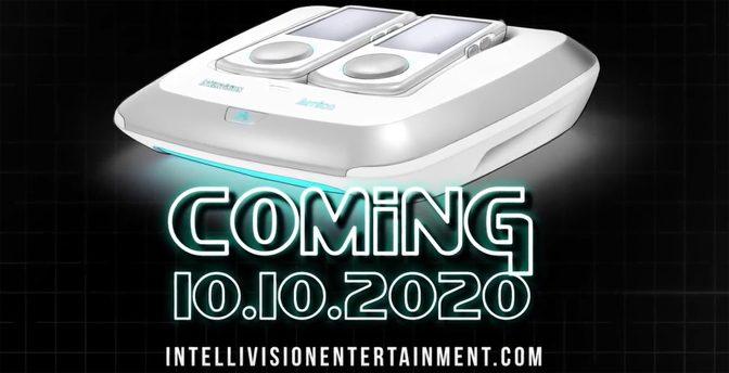 New Intellivision Console, The Amico, Announced