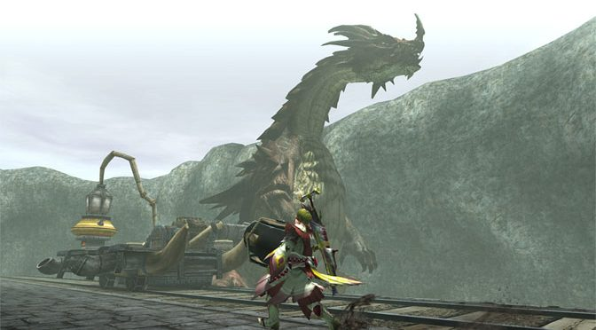 Monster Mashing on Switch with Monster Hunter Generations Ultimate