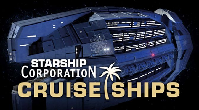 Starship Corporation Adds Space Cruise Ships DLC