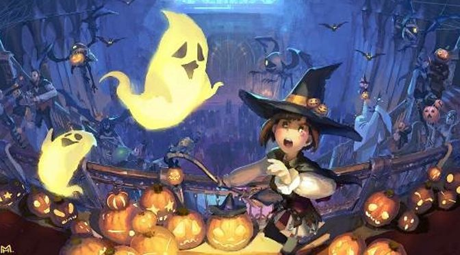 Halloween Celebrations Begin in Final Fantasy XIV Online
