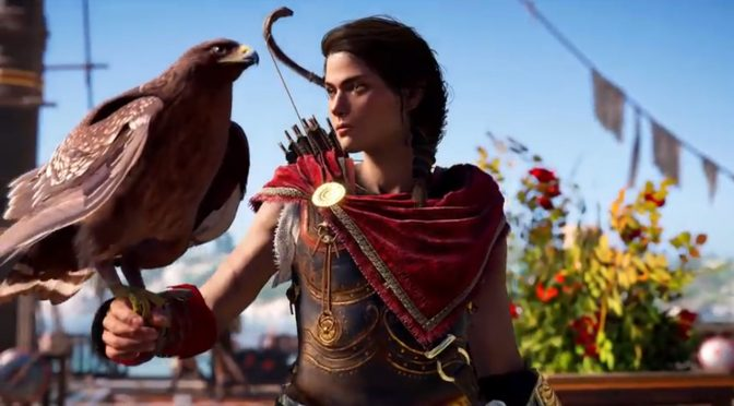 Assassin's Creed Odyssey – my first impressions