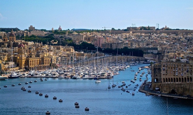 Malta: Europe's surprising hub of iGaming. Photo by antheah, Public Domain