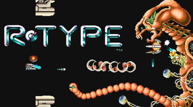 Retro game Friday: R-Type