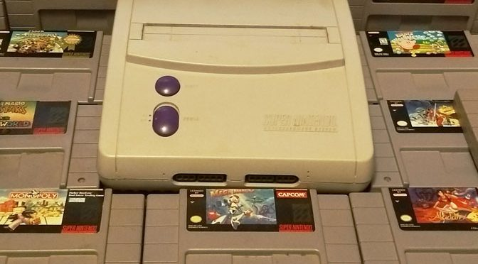 Wasting Time With SNES Nostalgia