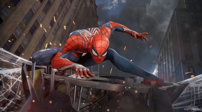 Spider-Man could be the best superhero game ever