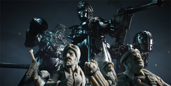 XCom-like Achtung! Cthulhu Tactics Now Available on Consoles