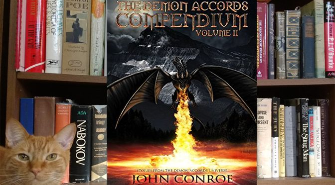 More Short Stories From The Demon Accords Saga