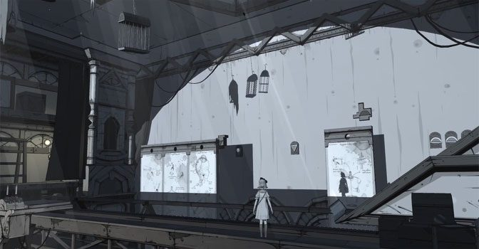 Gothic Indie Adventure Puzzler Iris.Fall Gets December Release Date
