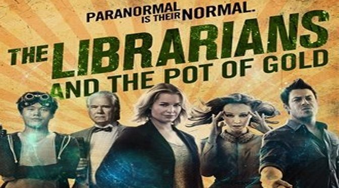 The Librarians Strike Gold Again in New Tale