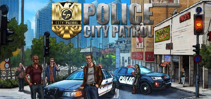 City Patrol: Police Hitting the Streets via Steam